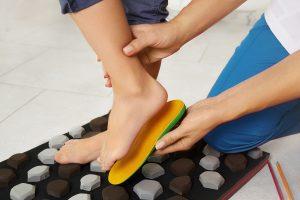 foot clinic aldershot