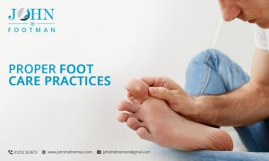 Foot Care Practices