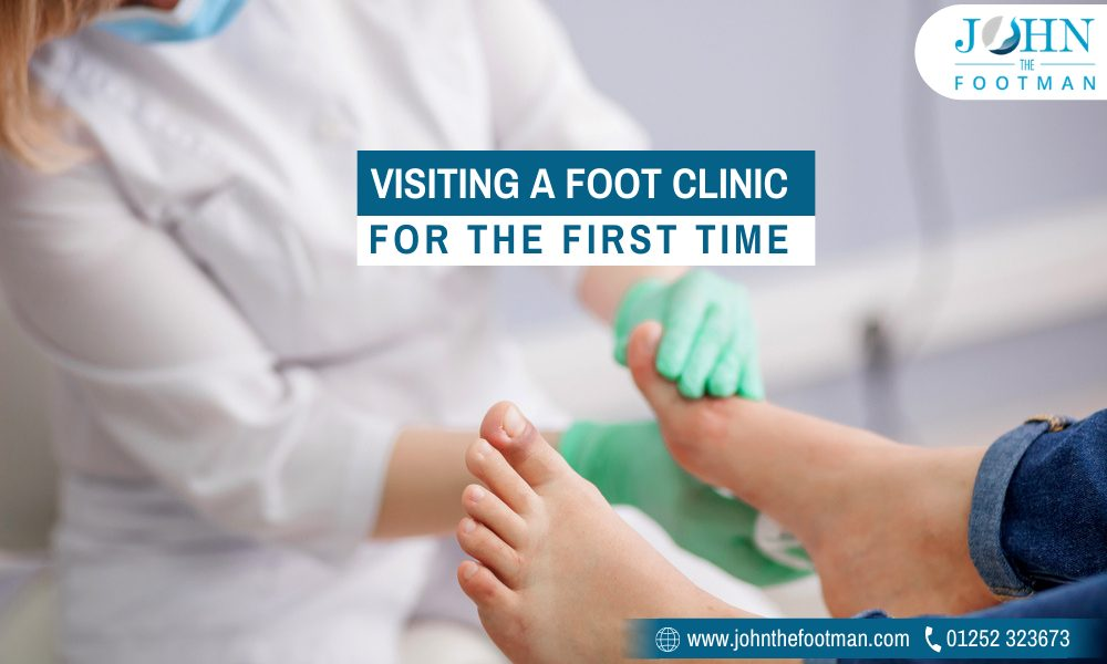 Visit Foot Clinic