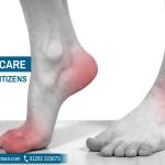 Podiatry care service for Senior Citizens